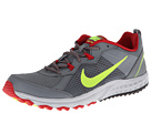 Nike - Wild Trail (Cool Grey/Gym Red/Wolf Grey/Volt)