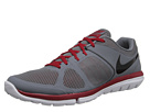 Nike - Flex 2014 Run (Cool Grey/Light Crimson/White/Black)