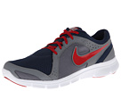 Nike - Flex Experience Run 2 (Midnight Navy/Cool Grey/Metallic Silver/Gym Red)
