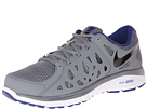 Nike - Dual Fusion Run 2 (Cool Grey/Deep Royal Blue/White/Black)
