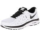 Nike - Dual Fusion Run 2 (White/Black/Black)