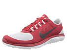Nike - FS Lite Run (Pure Platinum/Gym Red/White/Black)