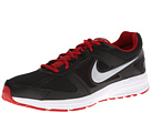 Nike - Air Relentless 3 (Black/Light Crimson/White Metallic Silver)