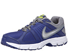 Nike - Downshifter 5 (Deep Royal Blue/Cool Grey/White/Metallic Platinum)