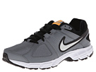 Nike - Downshifter 5 (Cool Grey/Atomic Mango/White/Metallic Silver)