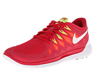 Nike - Nike Free 5.0 '14 (Legion Red/Laser Crimson/Atomic Mango/White)