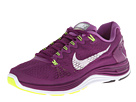 Nike - Lunarglide+ 5 (Bright Grape/Violet Shade/Volt/White)