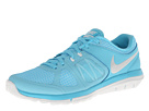 Nike - Flex 2014 Run Premium (Polarized Blue/Summit White)