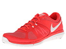 Nike - Flex 2014 Run Premium (Laser Crimson/White)