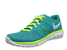 Nike - Flex 2014 Run (Turbo Green/Volt/White/Metallic Platinum)