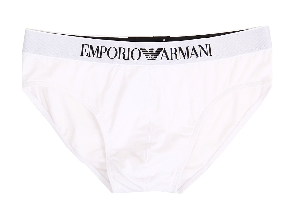 Emporio Armani - Stretch Cotton Classic Brief
