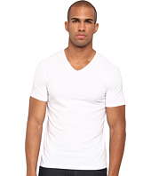 Emporio Armani - 3 Pack Cotton V-Neck Tee