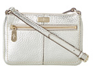 Cole Haan - Mini Crossbody (Soft Gold) - Bags and Luggage