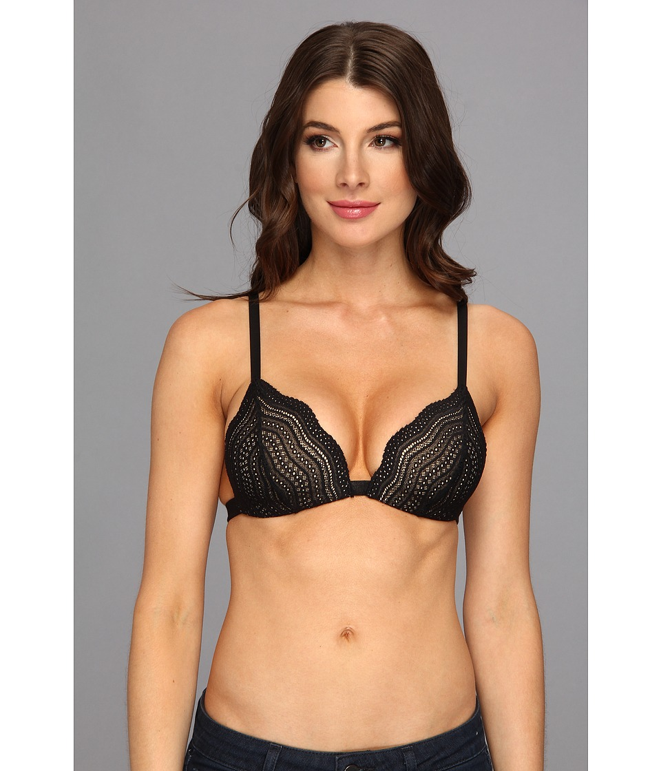 Cosabella Dolce Soft Push Up Bra DOLCE1331 Black Womens Bra