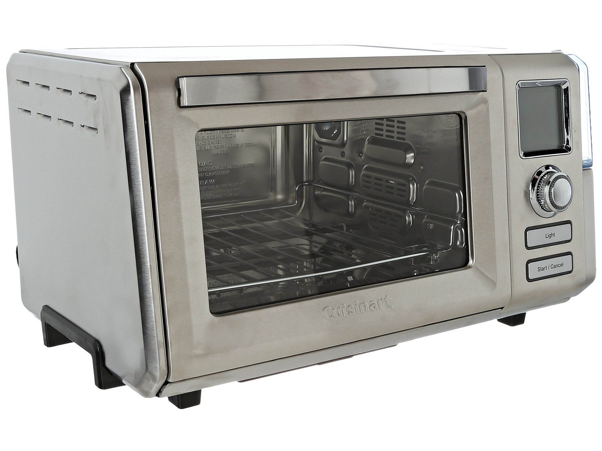 Countertop Convection Oven With Steam : Cuisinart Combo Steam Convection Oven Brushed Stainless Steel ...