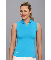 adidas Golf - Solid Jersey Sleeveless Polo '14