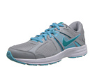 Nike - Dart 10 (Wolf Grey/Polarized Blue/White/Turbo Green)