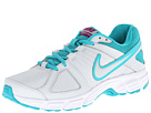 Nike - Downshifter 5 (Pure Platinum/Bright Crimson/Metallic Silver)