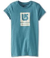 Burton Kids - Logo Vertical S/S Tee (Big Kids)