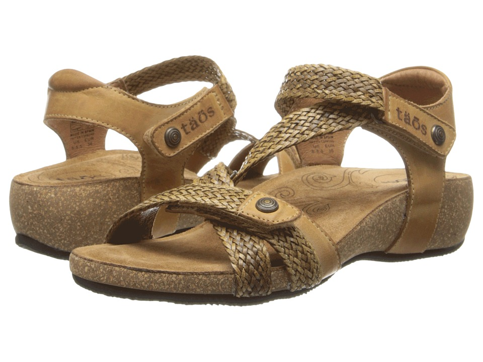 Taos Footwear - Trulie (Camel) Womens Sandals