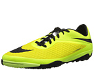 Nike - Hypervenom Phelon TF (Vibrant Yellow/Metallic Silver/Volt Ice/Black)