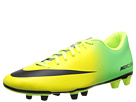 Nike - Mercurial Vortex (FG) (Vibrant Yellow/Neo Lime/Metallic Silver)