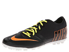 Nike - Bomba Pro II (Black/Volt/Atomic Orange)