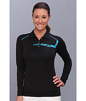adidas Golf - CLIMACHILL® Chest Print Longsleeve Polo '14