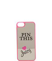 Juicy Couture - Pin This Mirror Iphone 5 Case