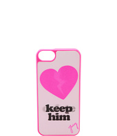 Juicy Couture - Keep Him Lenticular Iphone 5 Case