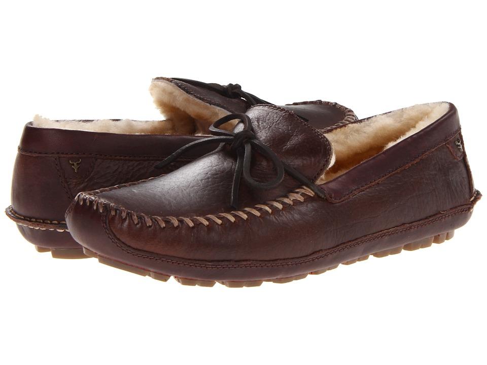 Trask Polson Bourbon Mens Slippers