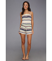 Lucky Brand - Neutral Territory Romper Cover-Up