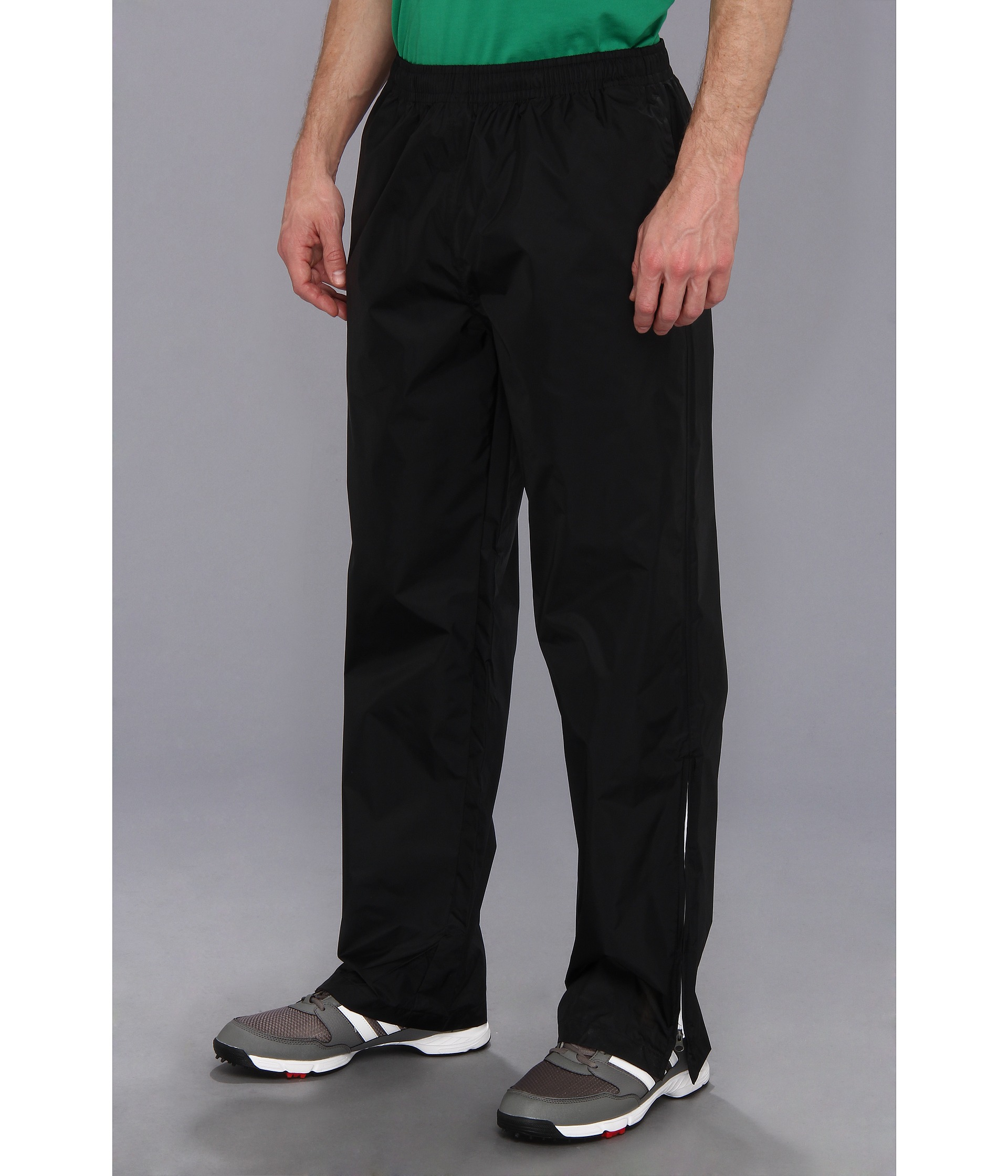 Adidas golf provisional rain pant clothing shipped free for Adidas golf rain shirt
