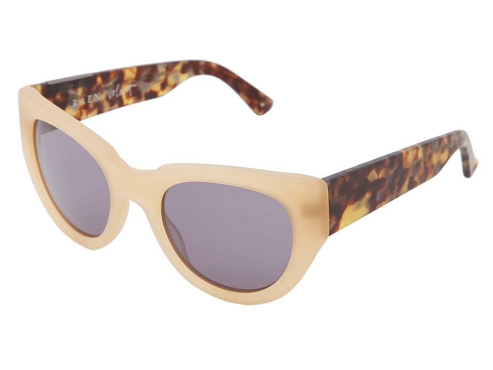 RAEN Optics Volant Matte Ivory Front/Matte Lynx Temple Plastic Frame Sport Sunglasses