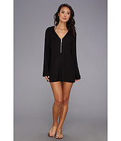 MICHAEL Michael Kors - Linked Solids Cover-Up Tunic