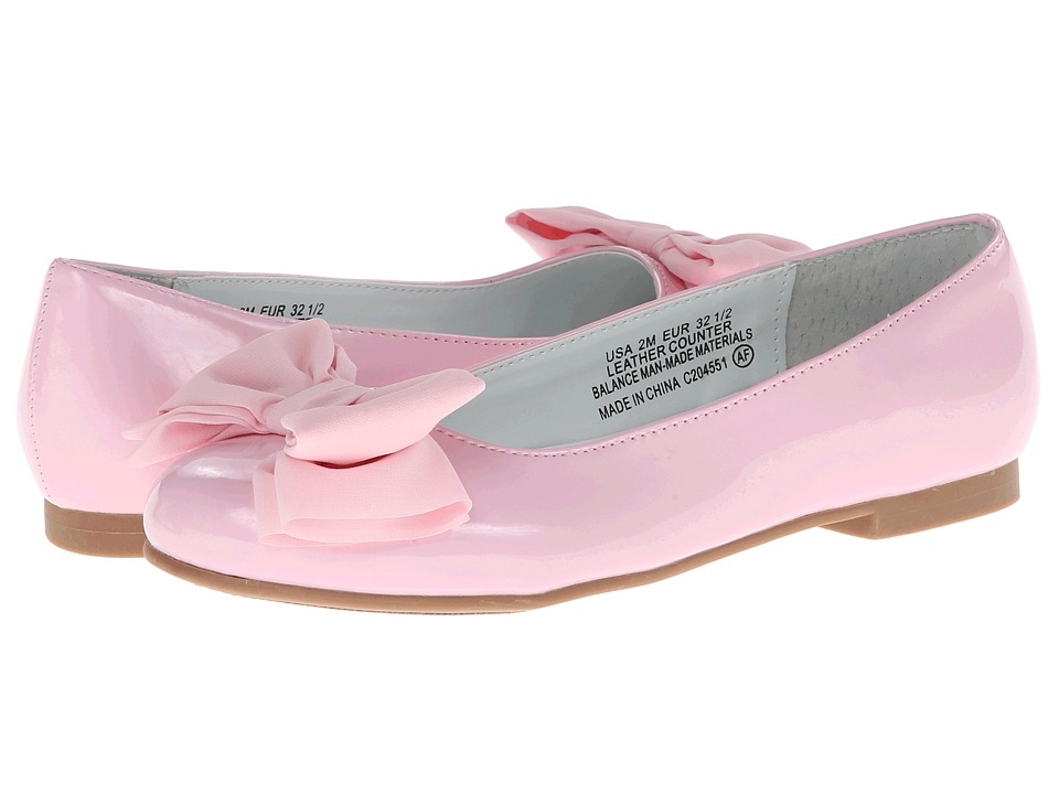 Nina Kids Danica Little Kid/Big Kid Pink Patent Girls Shoes