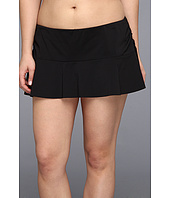 BECCA by Rebecca Virtue - Plus Size Color Scheme Shirred Skirted Bottom