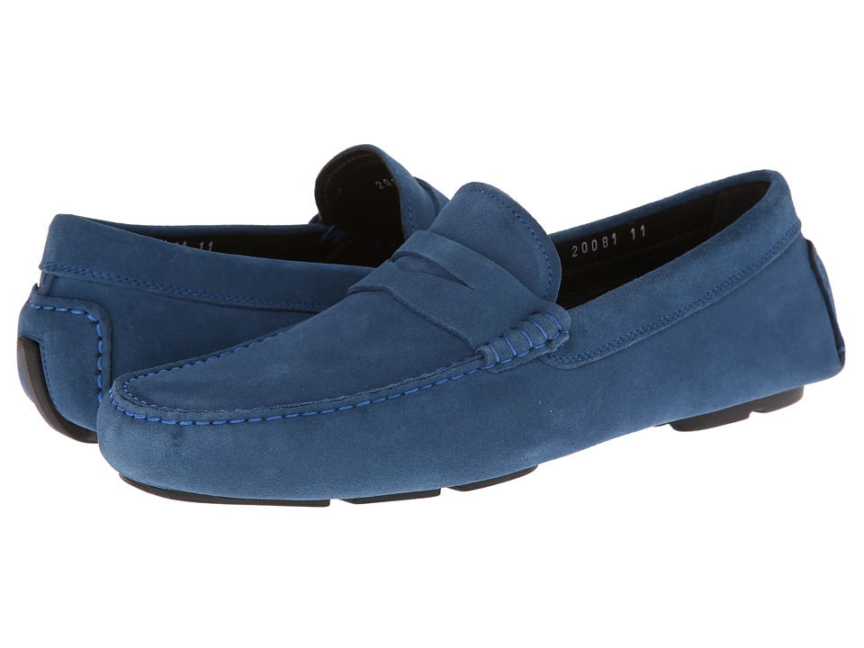 To Boot New York Ashton Blue/Be Otter B Mens Shoes