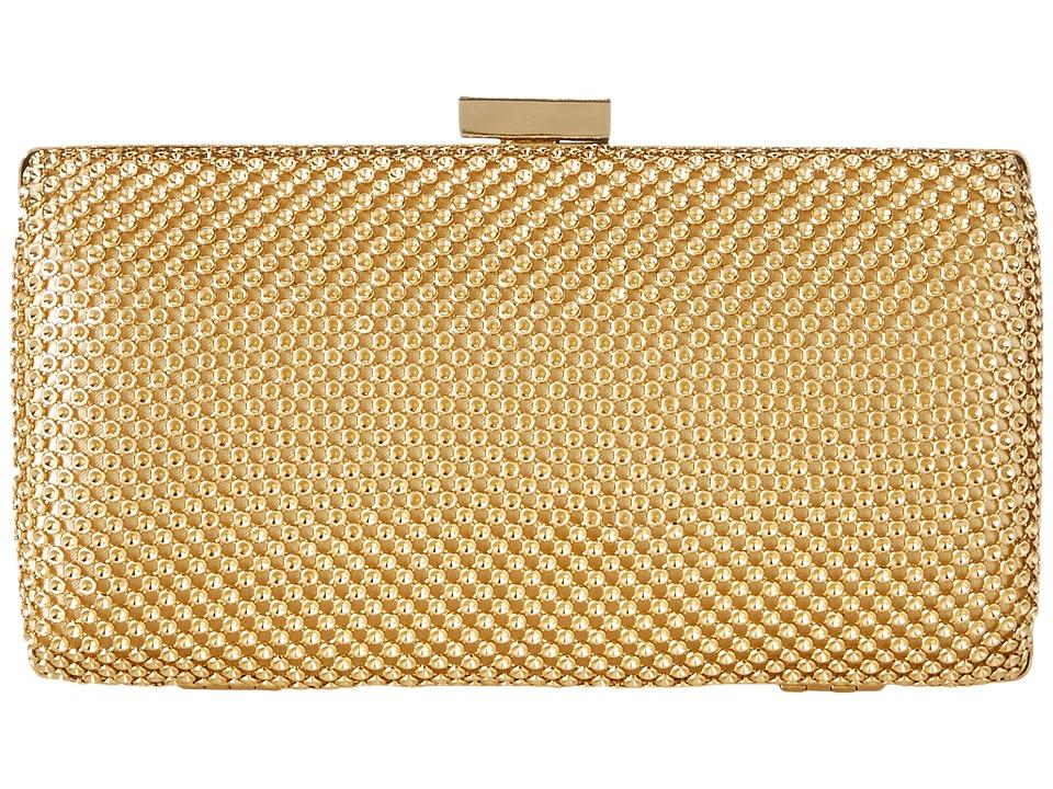 Nina - Kenney (Gold) Evening Handbags