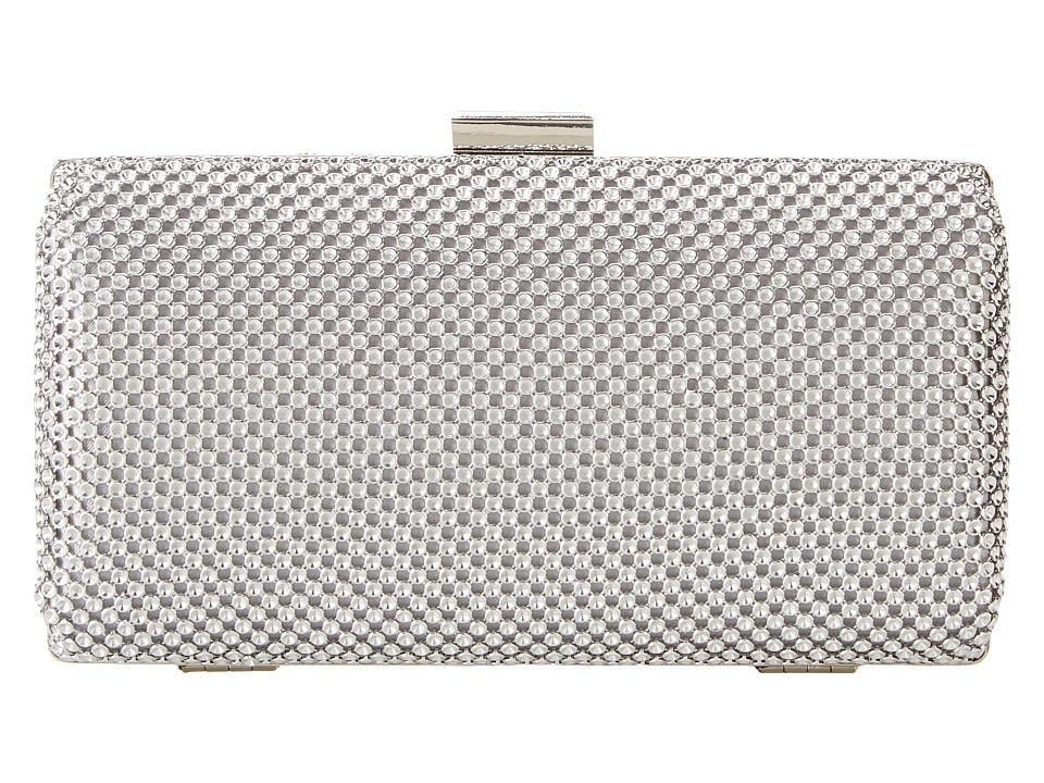Nina - Kenney (Silver) Evening Handbags