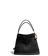 COACH - Madison Phoebe Shoulder Bag In Gathered Twist Leather