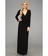 Brigitte Bailey - Jamie Wrap Maxi Dress