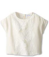 Dolce & Gabbana - Crepe de Chine Top (Infant)