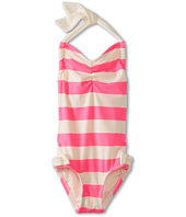 Juicy Couture Kids - Sixties Stripe Halter Maillot (Toddler/Little Kids/Big Kids)