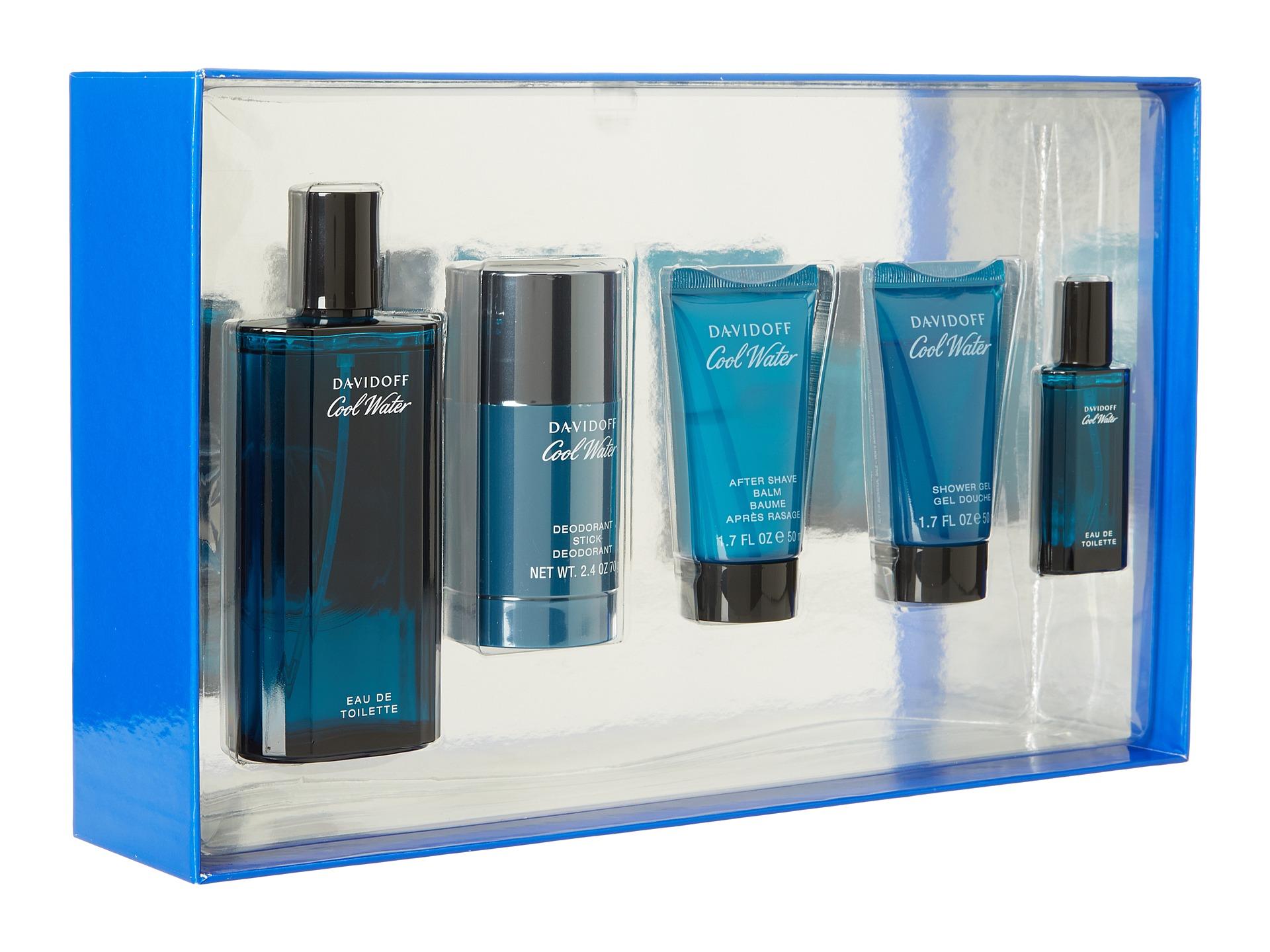 davidoff cool water for men set shipped free at zappos