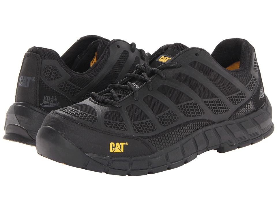 Caterpillar - Streamline CompToe (Black) Men
