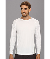 U.S. POLO ASSN. - Micro Mesh Long Sleeve Raglan Crew Neck