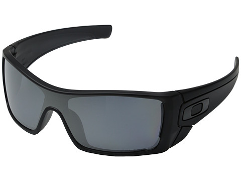 Oakley Batwolf - Matte Black Ink w/Black Iridium Polarized