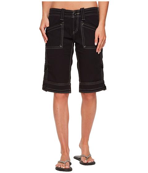 Aventura Clothing Arden Standard Rise Short - Black