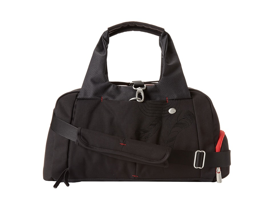 Haiku - Sprint Duffle (Black) Duffel Bags